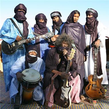 Tinariwen, Afrikas erfolgreichste Band.