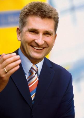 Andreas Pinkwart, Wissenschaftsminister NRW, diskutiert ab 20 Uhr im politur Spezial