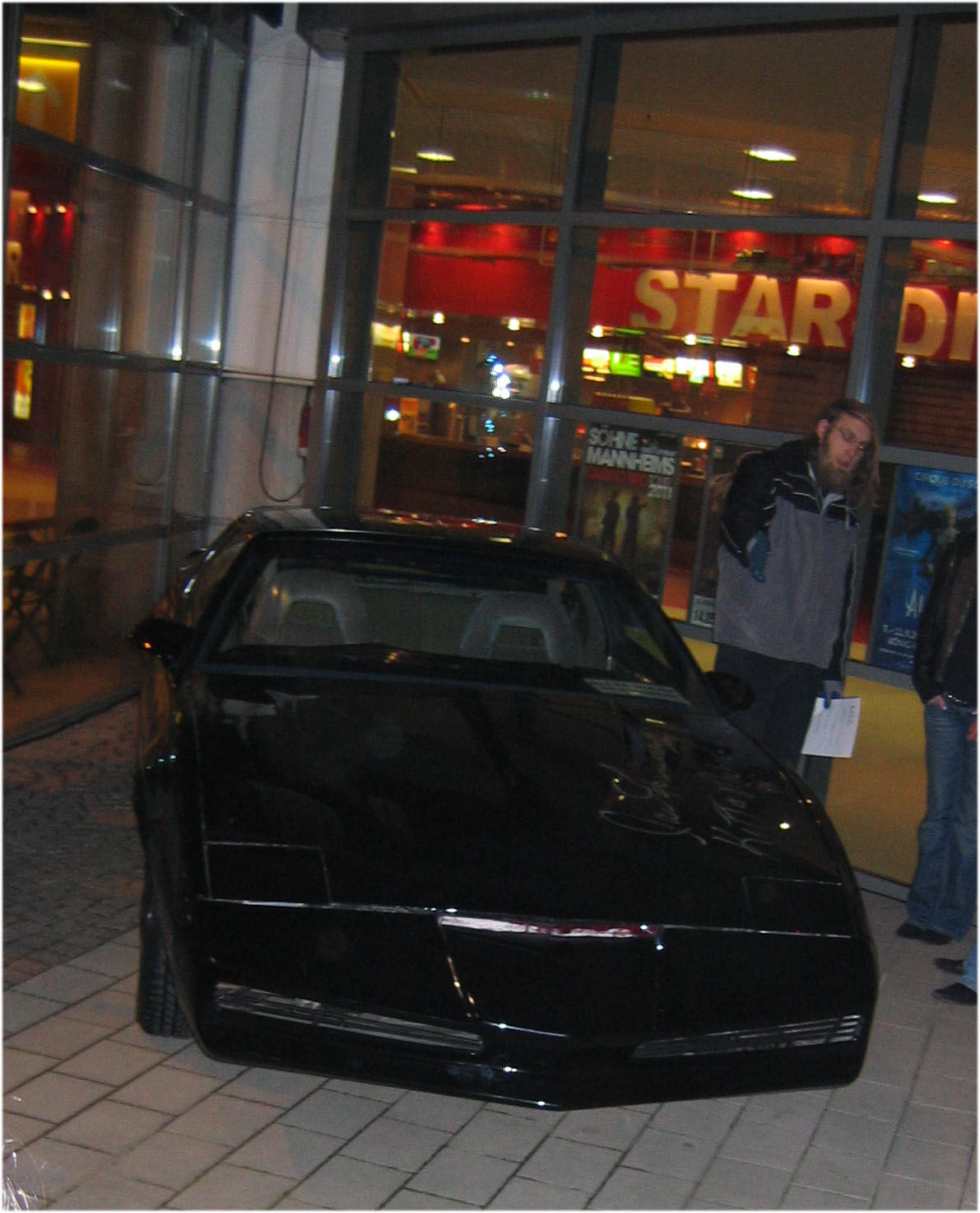Das berühmteste Auto der Welt: K.I.T.T.