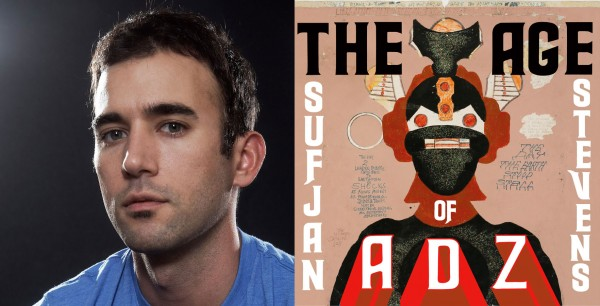 """Sufjan Stevens und sein aktuelles Album """"The Age Of Adz"""""""