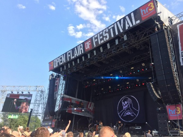 Open Flair Festival 2015