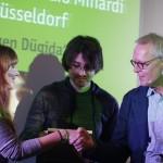 Campus-Radio-Preis an Nadja und Claudio